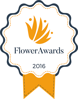 Bloomit FlowerAwards 2016