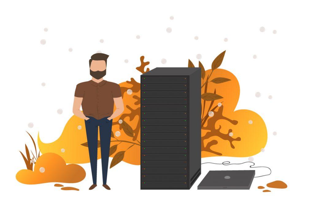 Hvor stor en server/vps skal jeg bruge til min hjemmeside?