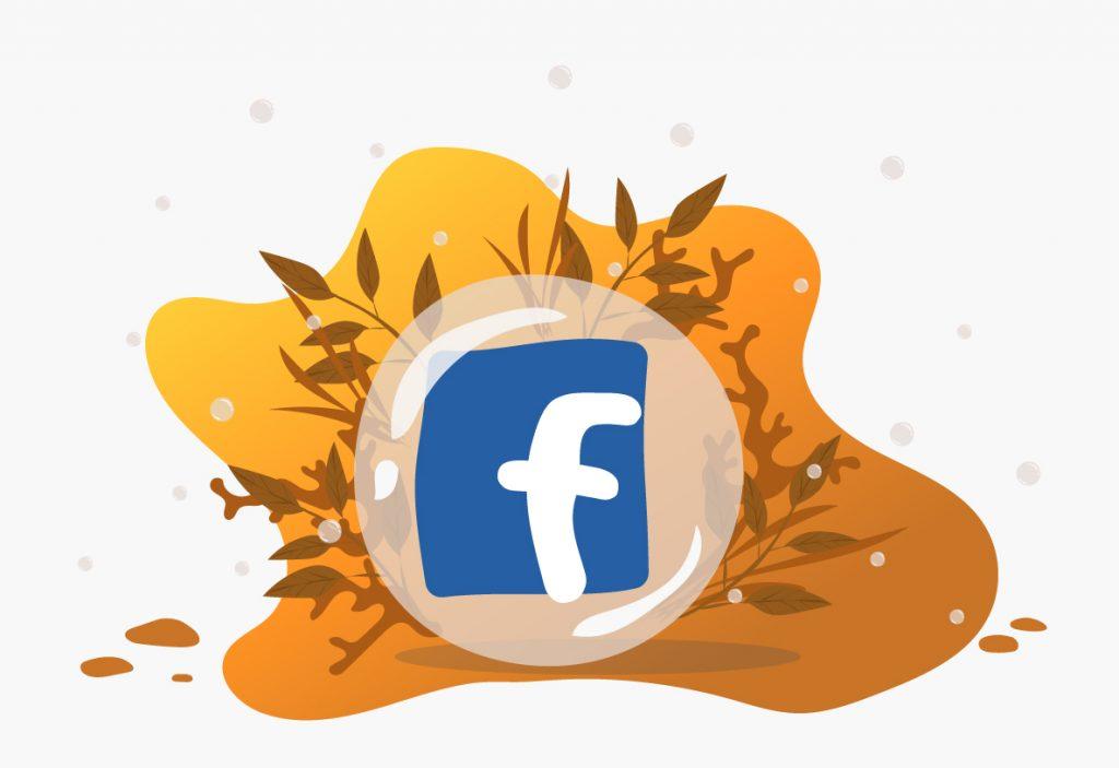 Push-elementer i Facebook-annonceringer