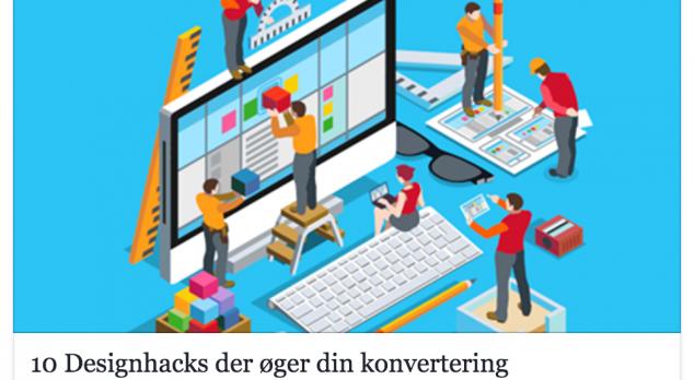 Lead ad med designhacks til konvertering på dit website (Facebook-annoncering)