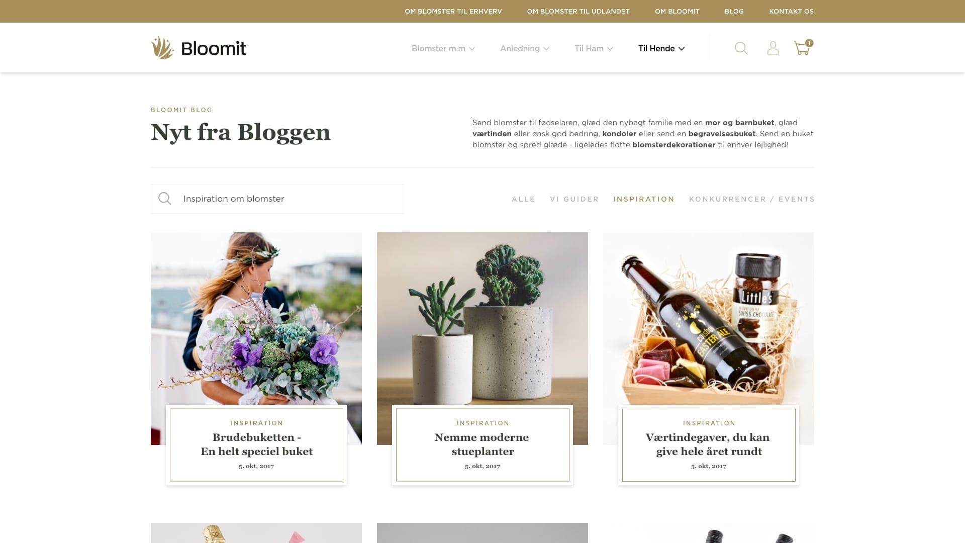 bloomit blog eksempel