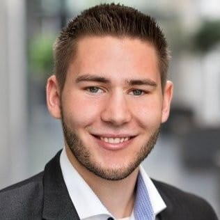 Niklas Vohnsen headshot