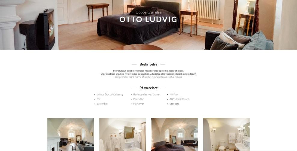 hjemmeside eksempel - billeder