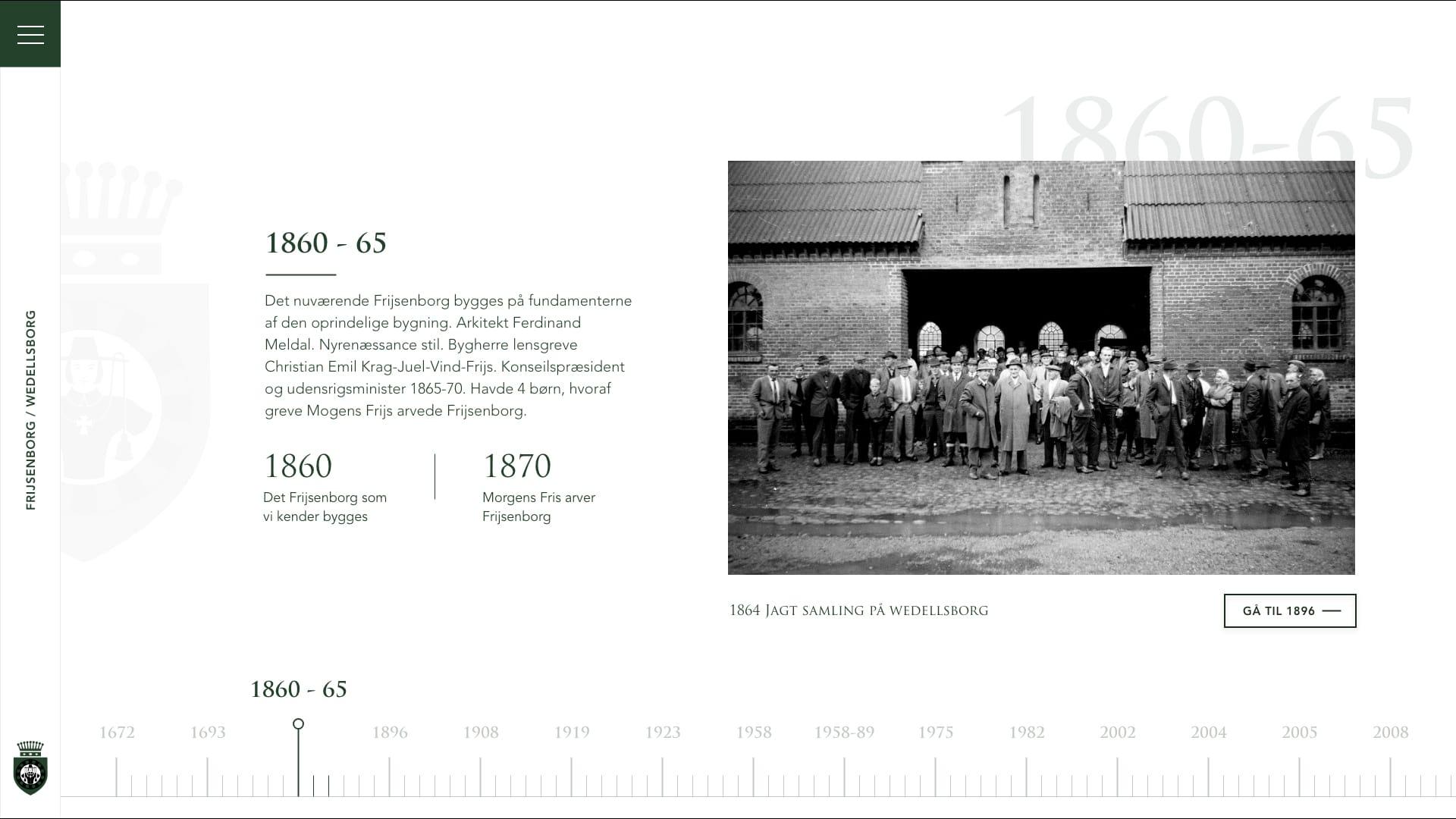 holckenhavn website båret af billeder