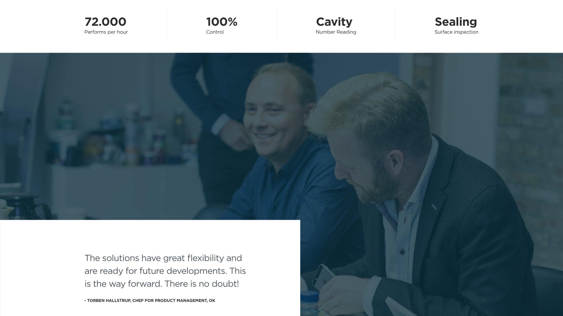 trivision hjemmeside