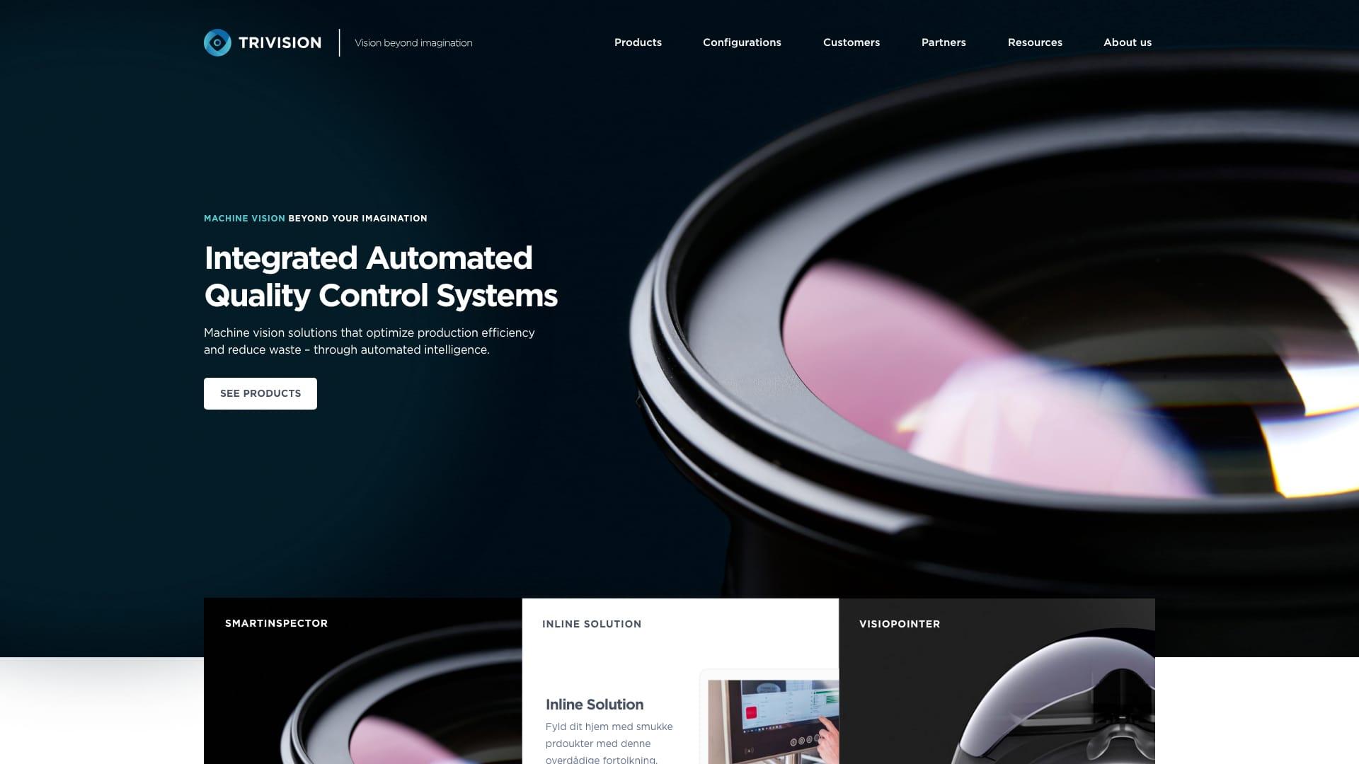 trvision website
