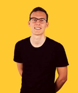 Frederik Steffenson - projektkoordinator, tester & SysOp hos Morningtrain
