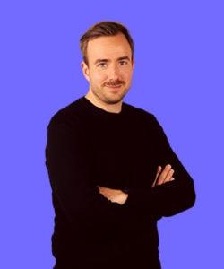 Digital designchef og partner Jesper Martinussen