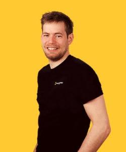 Karsten Madsen - partner hos Morningtrain og CEO hos søstervirksomhed Morningscore