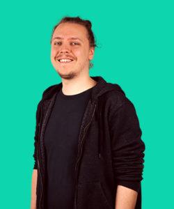 Mathias Højrup Munk er lead backend-udvikler hos digitalt bureau Morningtrain