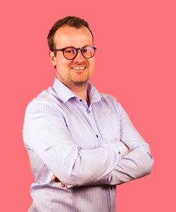 Morten Jester Marketingchef hos Morningtrain