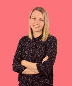Nadine Kohlbrenner PPC specialist hos digitalt bureau Morningtrain