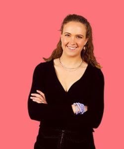 Digital projektleder Otilia Leschly